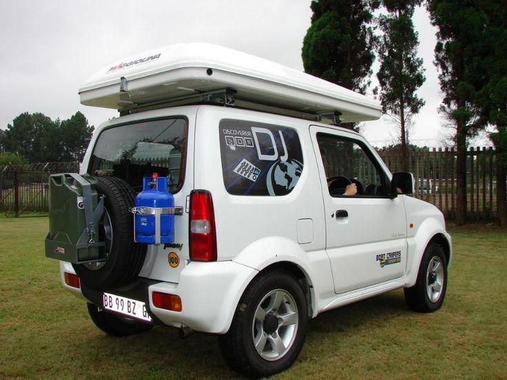 BigJimny Forum :: Topic: Jimny Sleeper Ideas (2/3)                                                                                                                                                                                 More