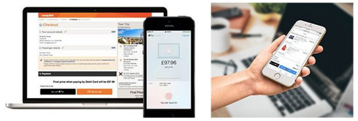 #AppleNews Staples and British Airline easyJet Now Accept Apple Pay on Web #iLadies