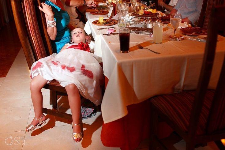 "Happy Children's Day, Feliz Dia del Niño! We're sharing the ""Cutest Kids at Weddings"" to celebrate! Mexico wedding photographers Del Sol Photography #diadelniño"