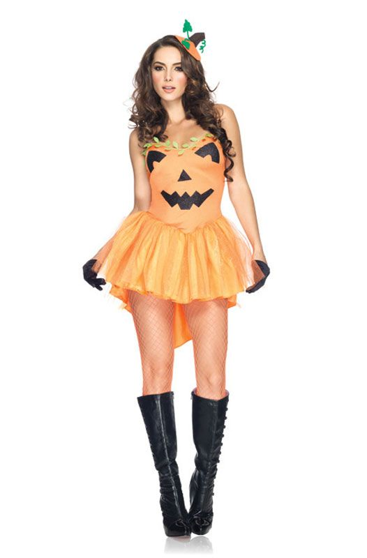b9615b3c26 Pumpkin Princess Adult Costume  halloween  costumes