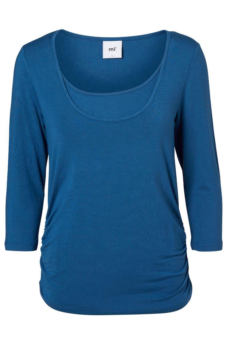 Kuvan imetyspaita Tico Nell, on pidemmän mallinen paita. Kauniit rypytykset sivuissa, helppo kaula-aukko imetykseen.   Edullinen myös.   http://www.mammas.fi/product/37/imetyspaita-tico-nell