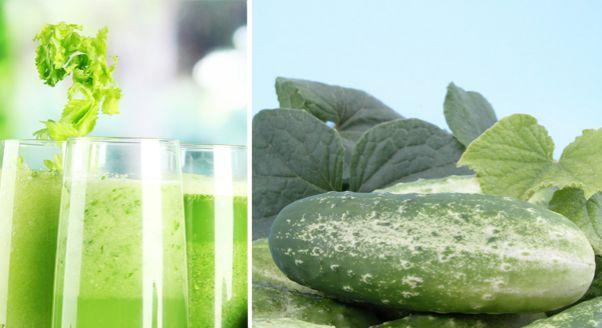 Zielone koktajle robi� furor�. Powstaj� o nich ksi��ki, pij� je wszyscy szanuj�cy si� hipsterzy, a celebryci ch�tnie pozuj� z nimi do zdj��. O co chodzi z tym zielonym i sk�d ten sza�