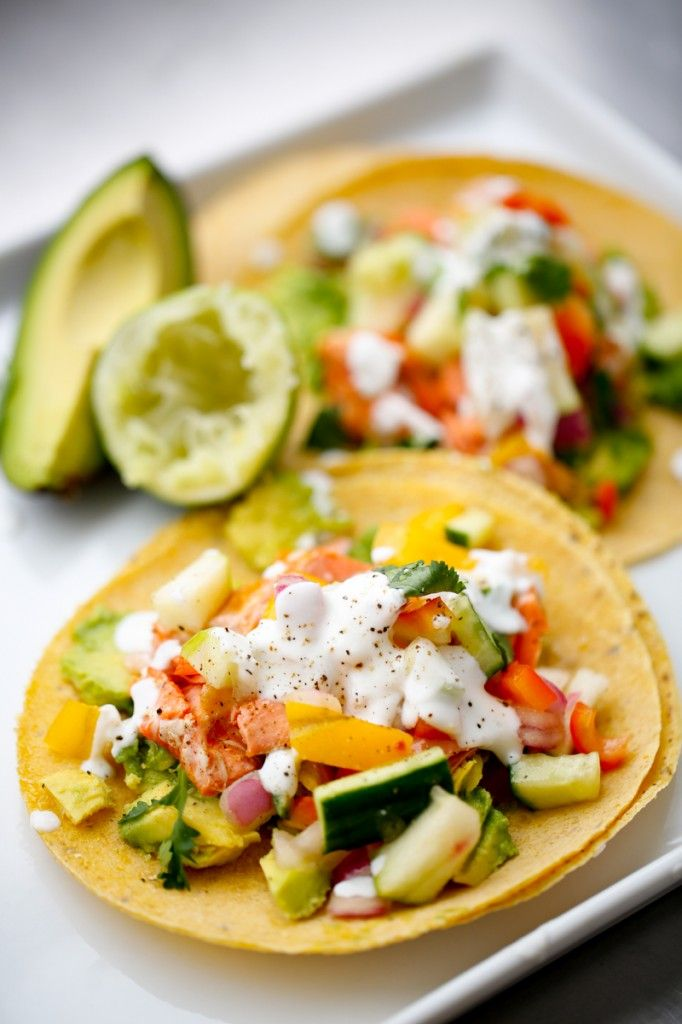17 best images about tacos and quesadillas on pinterest for Greek yogurt fish taco sauce