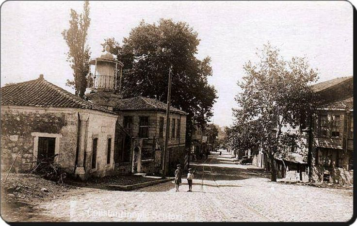Üsküdar / Bağlarbaşı - 1930