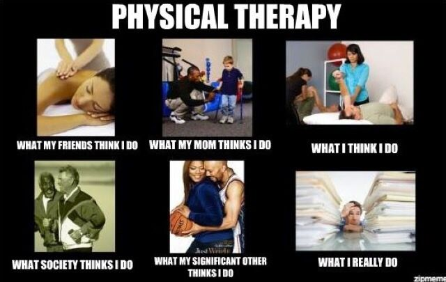The Most Popular Physical Therapy Memes on the Internet ...