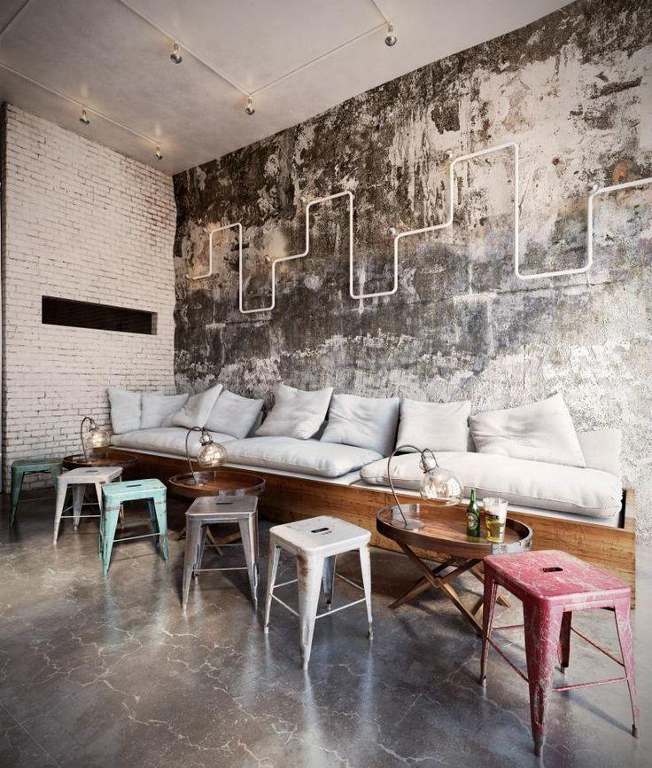 Clasicos del diseño: Xavier Pauchard y silla Tolix. Estilo industrial. http://www.icono-interiorismo.blogspot.com.es/2014/03/disenadores-de-los-clasicos-del-diseno.html#more