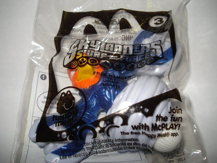 McDonald's 2014 Skylanders Swap Force 3 Free Ranger * This is an Amazon Affiliate link. You can get additional details at the image link.