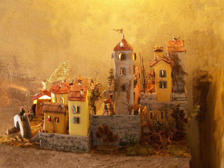 Presepe del borgo