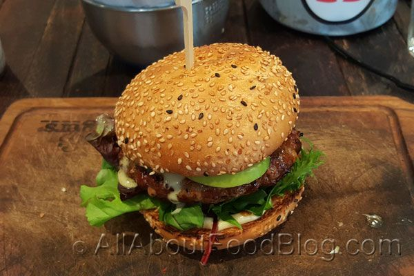 Ribs and Burgers Zetland has quite a decent lineup for lunch. The price point is…