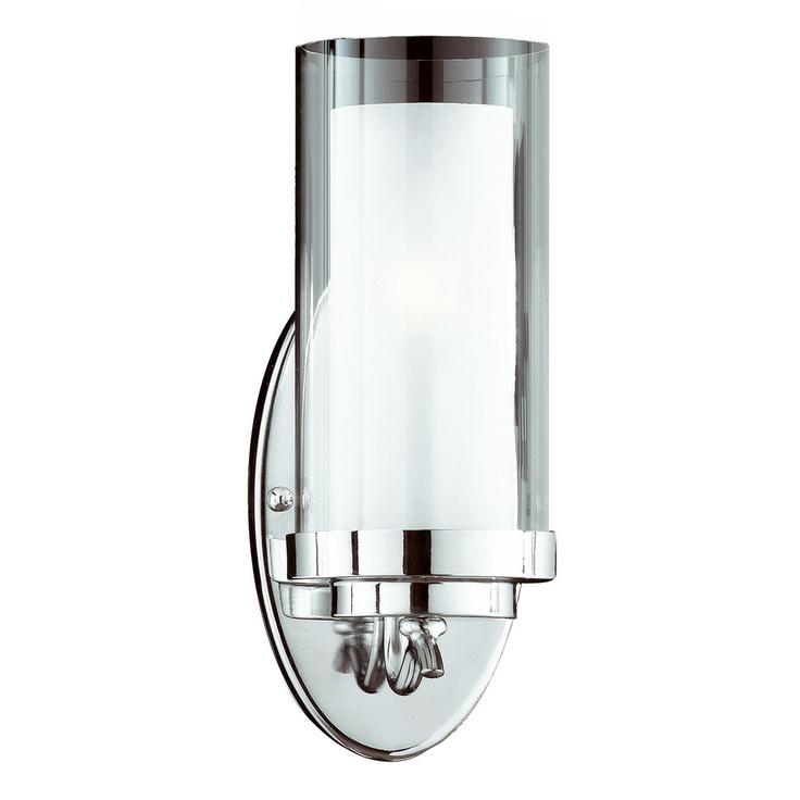 Bathroom Light Fixtures Overstock 50 best wall sconces images on pinterest | wall sconces, bathroom