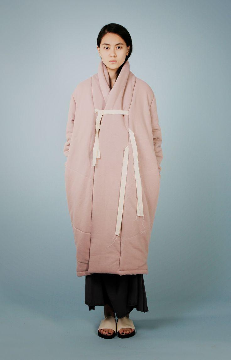 Knitwear coat INS AOMAME FW 15/16