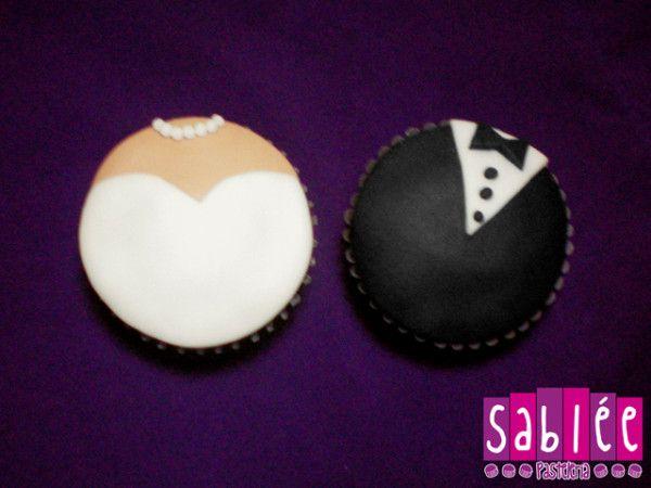 Cupcakes Matrimonio.
