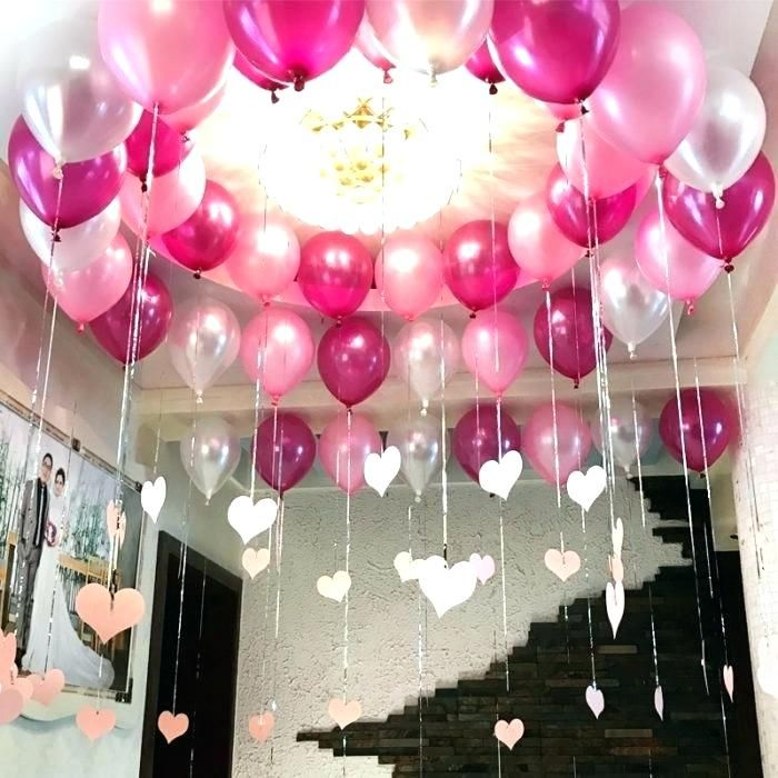 Birthday Decorations Ideas Birthday Room Decoration Ideas For