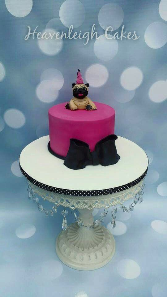 Dog Safe Cake Decorations : Best 25+ Pug cake ideas only on Pinterest