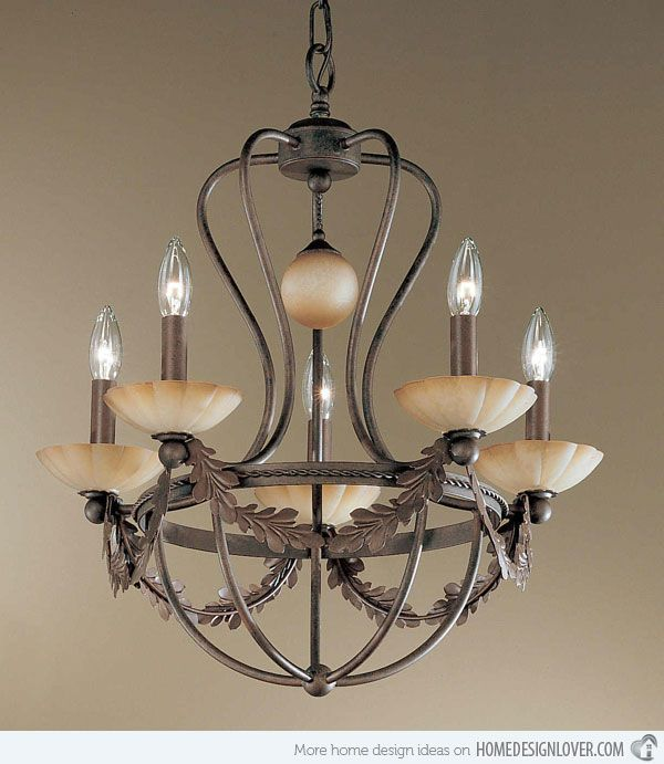 Love The Wall Finishes Chandelier And The Overall Tuscan: 92 Best Images About Wrought Iron On Pinterest