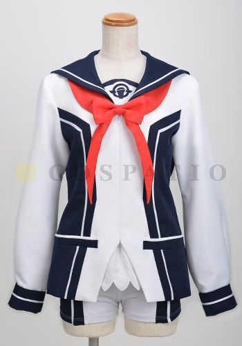 国立新大島学園 女子制服
