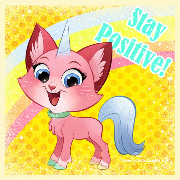 I Love Unikitty She Is So Cute