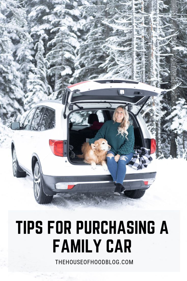 6 Tips for a Successful Family Car Buying Experience Car