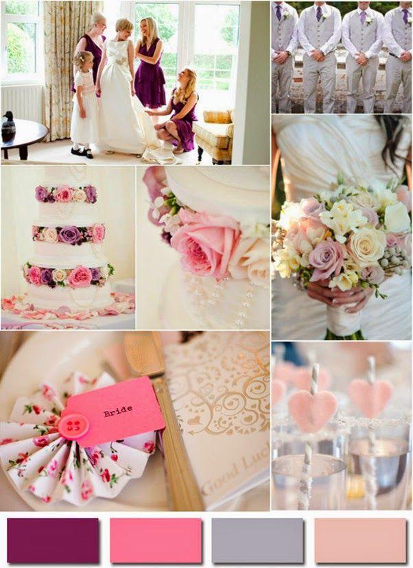 65 Best Wedding Colors Images On Pinterest