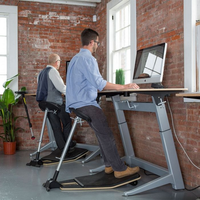 Things You Can Do To Get Moving At Work Office Organization At Work Office Design Office Workspace