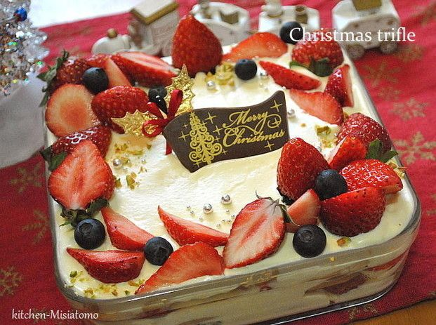誰でも簡単!今年のクリスマスはスコップケーキで勝負しよう - Locari(ロカリ)