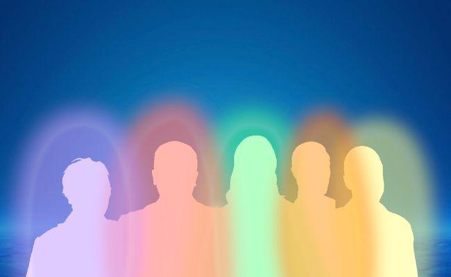 Los colores del aura y su significado - LaGuíaEsotérica.com