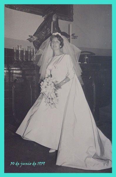 1959-06-30: María Cinta Olarte Corssi, Parroquia de San Jerónimo El Real, Madrid