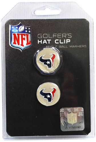 NFL New York Giants A0137612 Clamshell Hat Clip with 2 Markers -- You can find out more details at the link of the image.