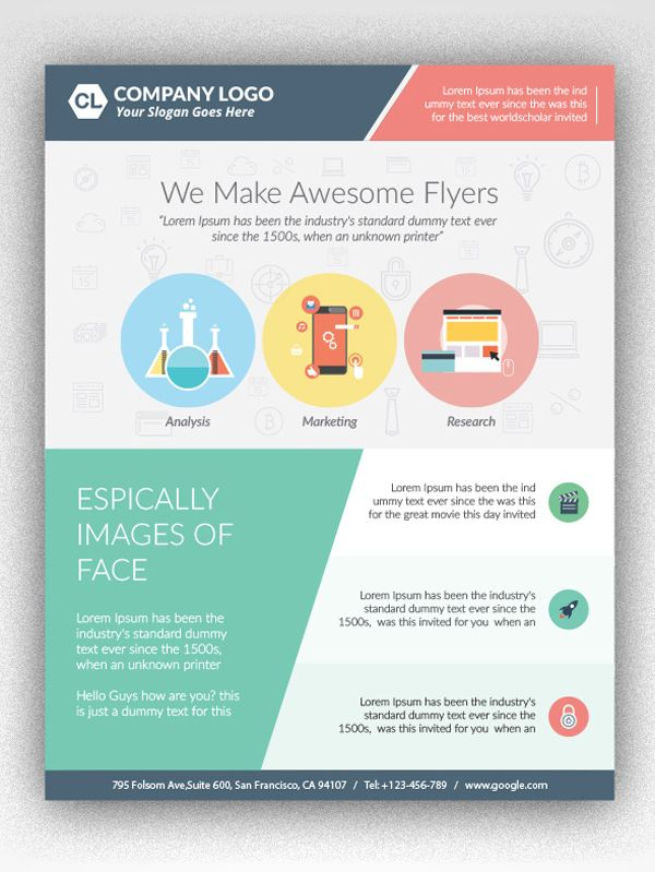 1000+ Images About Flyers On Pinterest