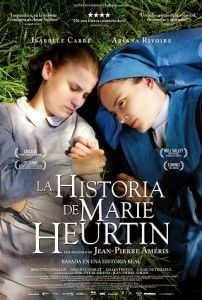 Historia basada en hechos reales.  La historia de Marie Heurtin, es una prueba impresionante sobre la caridad con un niña totalmente salvaje, que a la vez es sorda y ciega. Hay momentos duros pero ayuda a pensar en la paciencia que hay que tener con los enfermos.