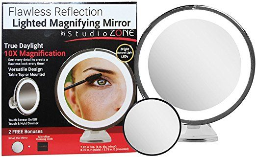 25+ Best Ideas About Lighted Magnifying Makeup Mirror On