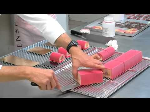 ▶ Bûche and Entremets by Jean-Claude VERGNE - YouTube