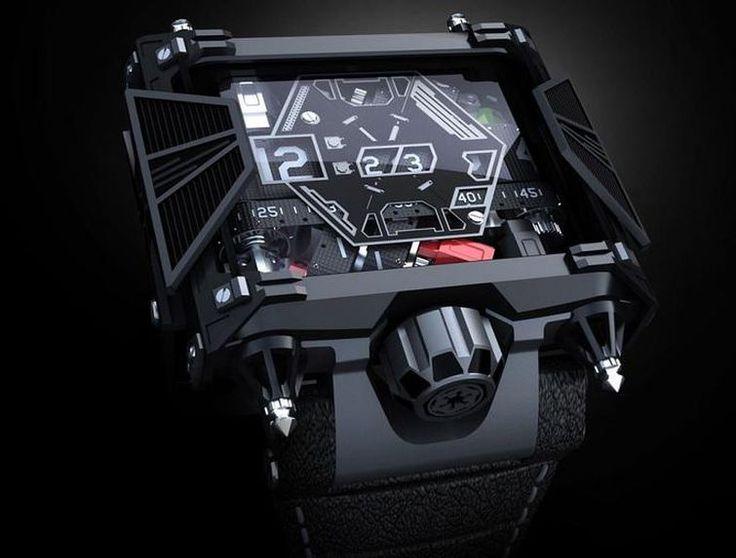 Devon dévoile une montre Star Wars à 28 500 dollars