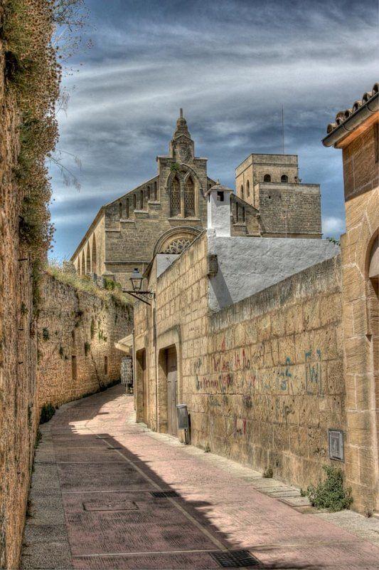 Alcudia, Mallorca_ Spain