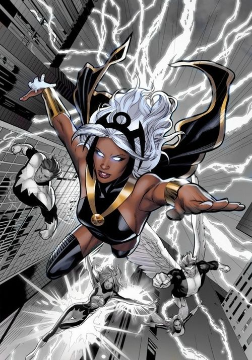 Tempestade, X-Men.