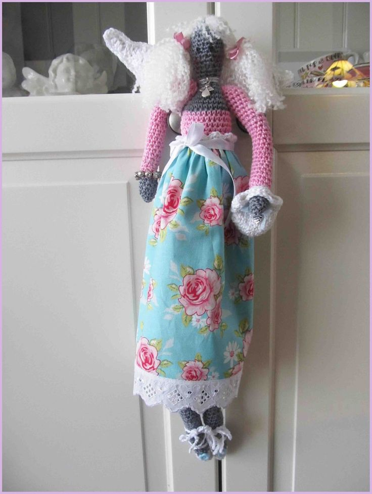 Mijn eigen plekkie: Crochet Tilda creations from all over the world!