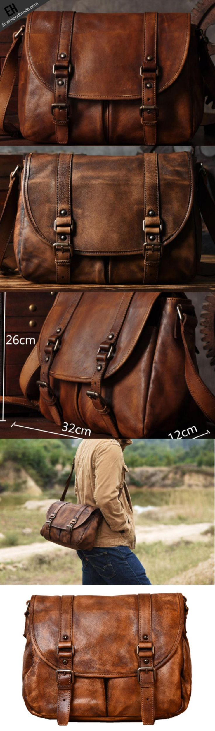 Stunning 30 Best Shoulder Leather Bags for Your Casual Style from https://www.fashionetter.com/2017/06/17/30-best-shoulder-leather-bags-casual-style/