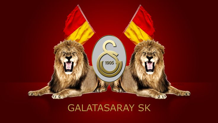 Galatasaray wallpaper pictures to pin on pinterest - Galatasaray Logo Emblem Badge Galatasaray S K