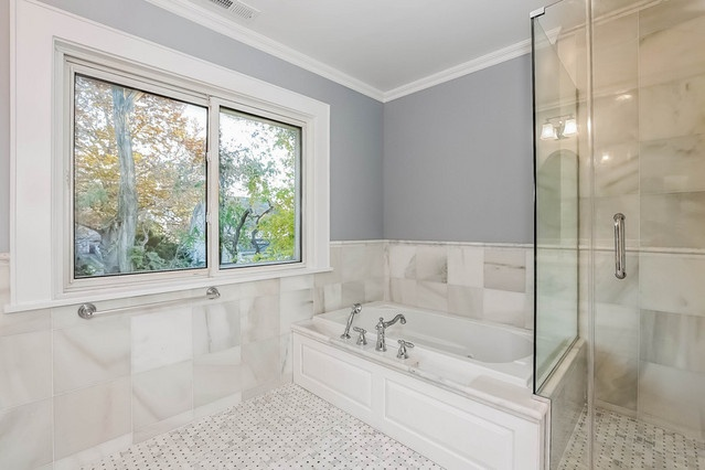 Beautiful Renovated Master Bath Bathrooms Pinterest
