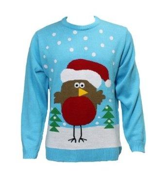 #Robin #ChristmasJumper