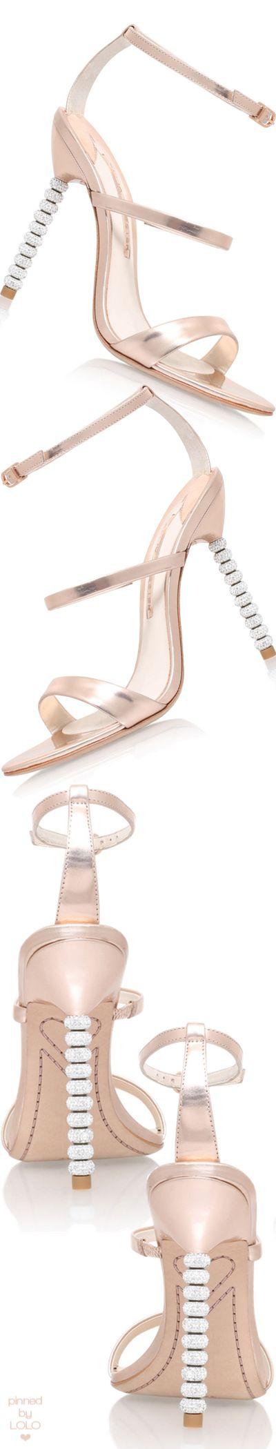 Sophia Webster Rosalind Crystal Embellished Sandals