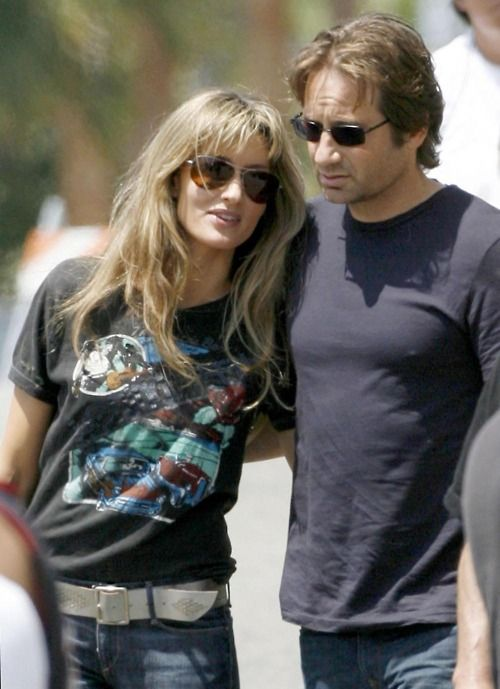 Not for me but the hippy chic look of Hank's wife in Californication is just perfect