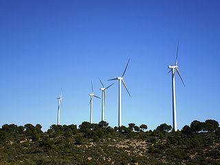 Parque eólico Chinchilla