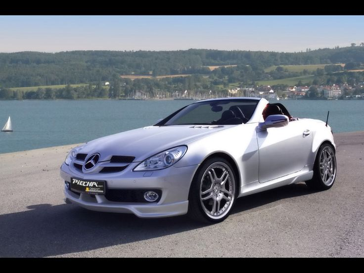 My favorite car!  Someday I will have one.... I may be 90 and it will be this year's model, but damn it.... I will have it!  mercedes slk :)