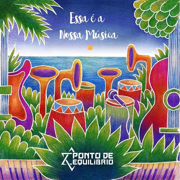 Essa é a nossa música - Ponto de Equilibrio #fridom #reggae #pontodeequilibrio #music #brasil #jamaica