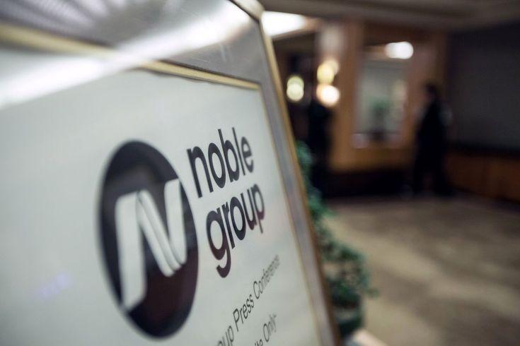 Noble Group Foe Iceberg Fires a Fresh Salvo