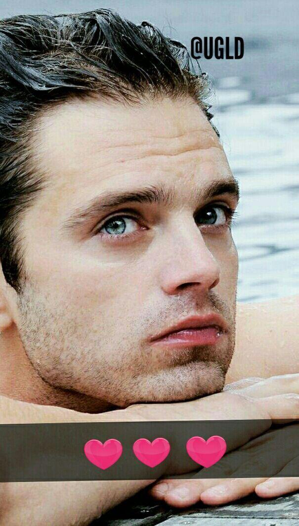 Sebastian Stan/Bucky Barnes Smut - Dirty Whispers Series: 100K