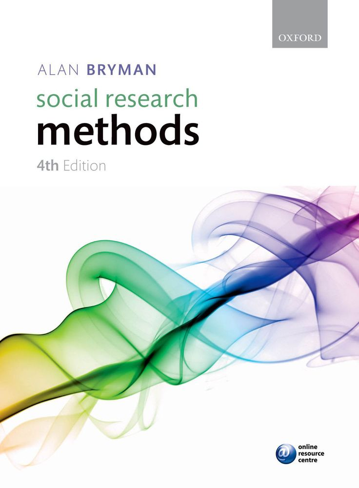 SUBJECT MATTER:  Social Research Methods (Bryman, 2012). This link gives access to a viewable and downloadable version of Bryman's in-depth textbook on Social Research Methods which can be proven highly useful for students within Society and Culture.