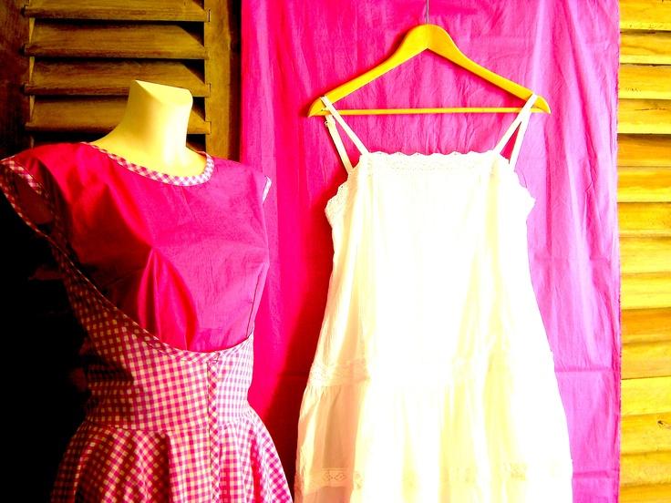 Ecco un abito di Laboratorio Velvet tratto da un modello originale americano degli anni '40
