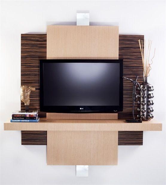 40 best mueble de tv images on pinterest tv walls tv - Mueble para television ...